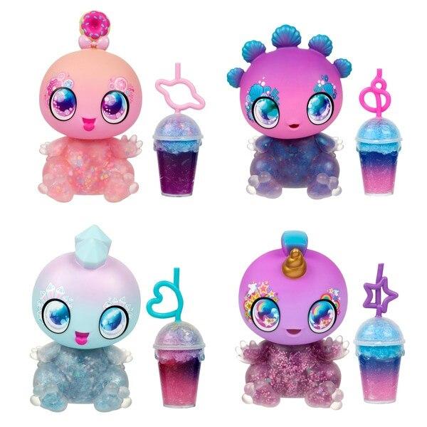 Goo Goo A Galaxy Doll Lol Baby Ksi Meritos Casimeritos Juguetes Ksimerito DIY Squeezer Unicorn Soft Dolls Toys For Children Gift